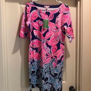 NWT Lilly Pulitzer wild child engineered dress